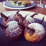 Fishy Æbleskiver at Noma