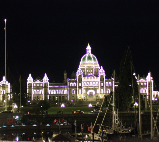 Victoria's gawgeous Parliament Building