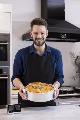 John Whaite and British Gas bake the nation's Smartest Pie (4)