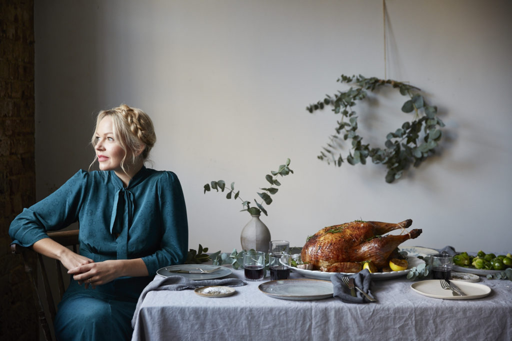 Recipe hacks for a foolproof christmas dinner roast turkey but i blooming well love christmas and christmas dinner a holiday that revolves around food is always a winner in my book and having an extended forumfinder Image collections